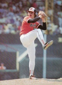 Mike Flanagan, CCBL Hall of Famer and winning pitcher in the 1972 CCBL All-Star Game