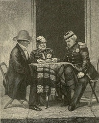 FitzRoy Somerset, Omar Pasha and Marshal Pélissier
