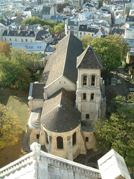 Church of Saint-Pierre de Montmartre, Paris