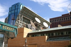 WCCO-TV building Minneapolis