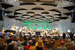 Boston Pops preparing to play at Tanglewood