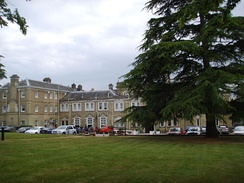 Chilworth Manor, part of the University of Southampton Science Park