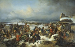 Siege of Kolberg (1761)