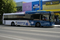Irisbus Agoraline with ABM CB60 body in Australia