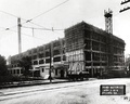 Ford Factory under construction 1914