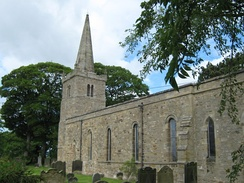 St Edwin's church