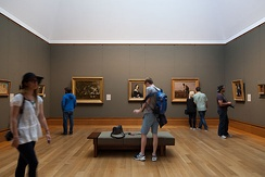 The Getty attracts approximately 1.8 million visitors a year.[8]