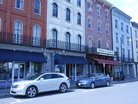 Historic Commercial Buildings In Kingston