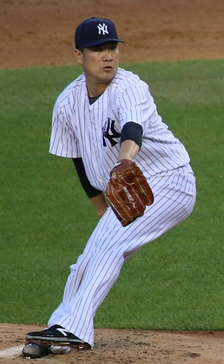 Masahiro Tanaka, acquired from Japan, had a great year.