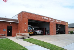 Ocean City Fire Department station