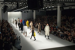 São Paulo Fashion Week is the most important fashion event in Latin America.