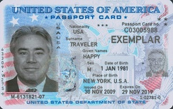 The United States Passport Card