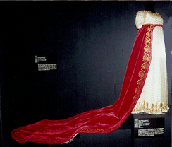 Last dress of Napoleon's Coronation / Countess Bérenger, wife of Count Jean Bérenger (1767–1850)