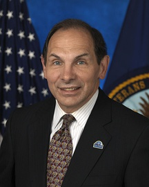 Robert A. McDonald, M.B.A. 1978, past CEO of Procter & Gamble, 8th United States Secretary of Veterans Affairs
