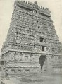 Srirangam Temple, India (National Geographic Magazine November 1909)