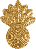 Infantry Weapons Officer (Gunner) insignia