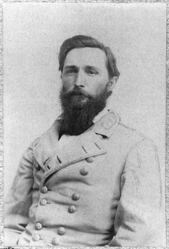 Colquitt as Confederate Brigadier General during the civil war.