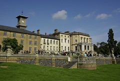 Bentley Priory in 2008 during the first open day organised by the Civic Trust Heritage