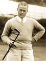Bobby Jones, Only golfer to win a Grand Slam and founder of the Masters Tournament (1929JD)