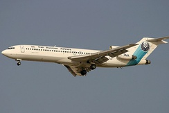 Iran Aseman Airlines operated the last scheduled 727 passenger flight in 2019.