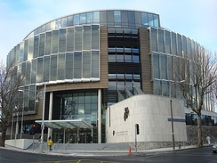Special Criminal Court (SCC) sittings are usually held at the Criminal Courts of Justice complex in Dublin