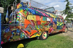 Furthur, Ken Kesey and the Merry Pranksters' second bus