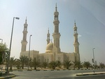 Sheikh Zayed Mosque and St Mary's Orthodox Church