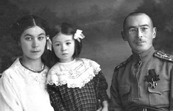 Lipka Tatar family. Hassan Konopacki served as an officer in the Imperial Russian Army