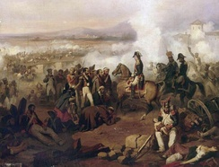 Marshal Jean-de-Dieu Soult at the First Battle of Porto by Joseph Beaume