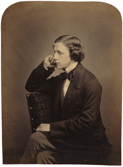Lewis Carroll, the well-known author of Alice's Adventures in Wonderland, had a stammer, as did his siblings.