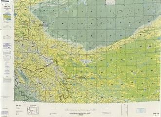From the Operational Navigation Chart; map including Yarkant (labeled as SHACHE (SO-CH'E)) (DMA, 1980)[b]