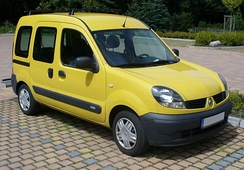 The Renault Kangoo. Malaysia is Renault's production hub in Southeast Asia.