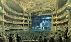 The Ballet of the Nuns in the Salle Le Peletier, 1832