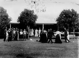 Country dance, Queensland, about 1910