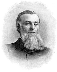 William Barstow Strong, president 1881–1889