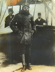Ahmet Ali Çelikten is amongst the first black military pilots in history, clearly showing military diversification in the Ottoman Empire.