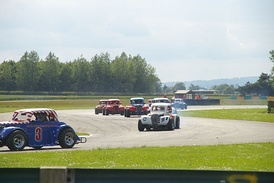 Legends Racing UK at Croft Circuit