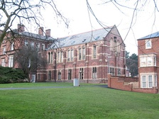 Buildings of the former College of Ripon and York St John facilities