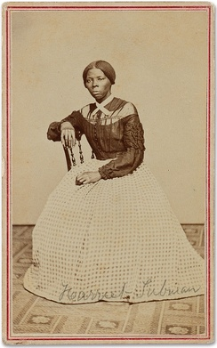 Tubman in the late 1860s