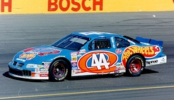 Petty made his 500th Cup start at Phoenix International Raceway in 1997