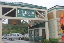 L.L. Bean Outlet in Ellsworth