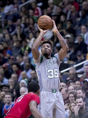 Marcus Smart was selected 6th overall by the Boston Celtics.