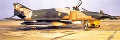 RF-4C of the 67th Tac Recce Wing[note 6]