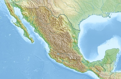 Colubridae is located in Mexico