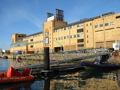 The National Oceanography Centre, Southampton