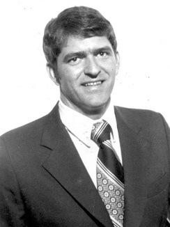 Webster as a member of the Florida State House in 1980