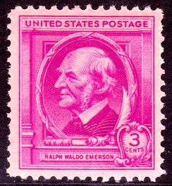 Emerson postage stamp, issue of 1940