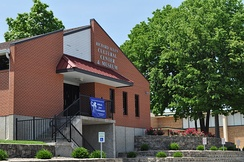 The Richard Allen Cultural Center in Leavenworth, Kansas, includes the home of a former black U.S. Army soldier. The museum shares the histories of African Americans living on the Kansas frontier during pioneer days to the present, especially those serving in the U.S. Army as Buffalo Soldiers.