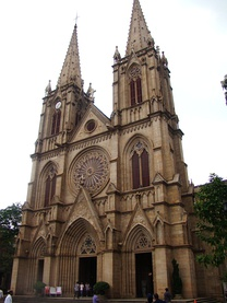Sacred Heart Cathedral, Guangzhou, China