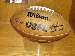 Official USFL football.